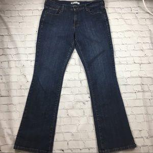 Levi's 515 Women's Bootcut Jeans Sz 14L